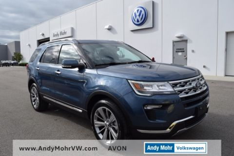 Avon used inventory andy mohr pre owned 2018 ford explorer limited fandeluxe Image collections