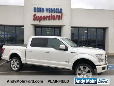 Used trucks for sale indiana andy mohr automotive group certified used ford f 150 limited fandeluxe Choice Image