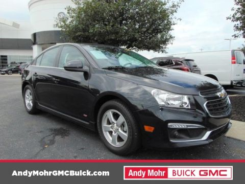 Used cars under 15k indiana andy mohr automotive group pre owned 2015 chevrolet cruze 1lt fandeluxe Images