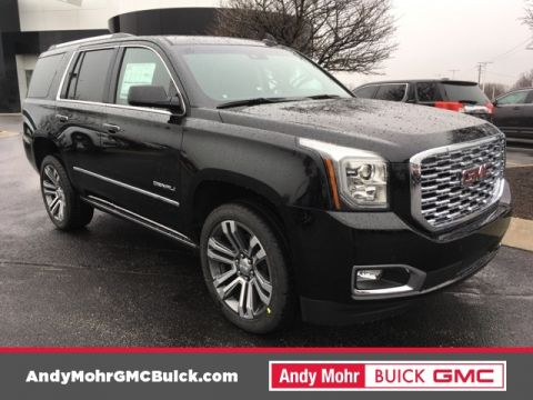 New 2018 gmc yukon denali 4d sport utility near indianapolis g8636 new 2018 gmc yukon denali 4d sport utility near indianapolis g8636 andy mohr fandeluxe Choice Image