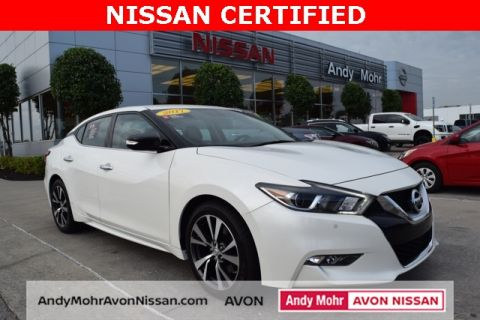 2017 nissan maxima sr for sale indianapolis in andy mohr automotive certified pre owned 2017 nissan maxima 35 sv fandeluxe Gallery