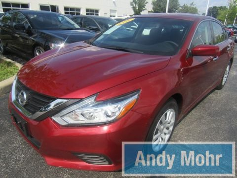 2016 nissan altima 25 sr for sale indianapolis in andy mohr pre owned 2016 nissan altima 25 fandeluxe Gallery