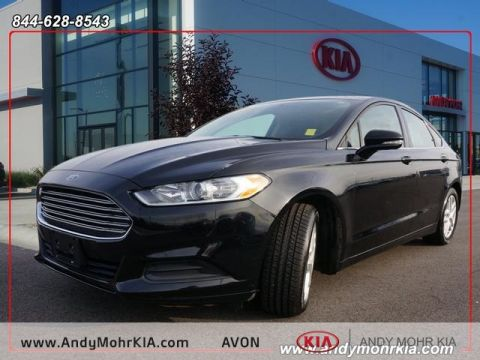 Used 2016 ford fusion se 4d sedan near indianapolis p2572 andy mohr pre owned 2016 ford fusion se fwd 4d sedan fandeluxe Gallery
