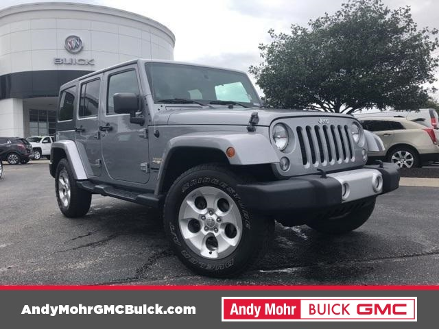 Superior Pre Owned 2014 Jeep Wrangler Unlimited Sahara