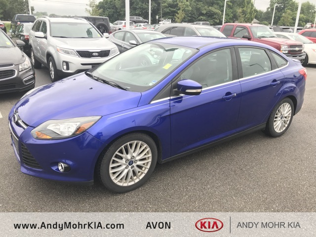 Used 2013 ford focus titanium 4d sedan near indianapolis kp1173a pre owned 2013 ford focus titanium fandeluxe Choice Image