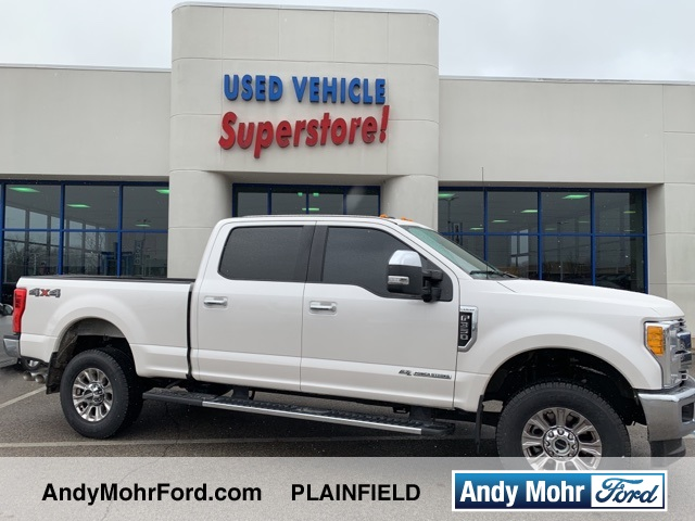 Certified Pre-Owned 2017 Ford F-350SD Lariat