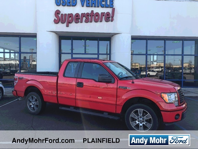 Certified used 2014 ford f 150 stx super cab near indianapolis certified pre owned 2014 ford f 150 stx fandeluxe Image collections