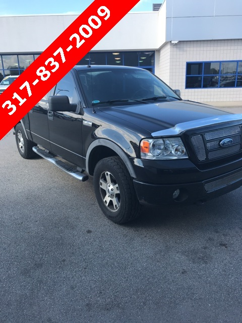 2008 ford f 150 fx4 for sale indianapolis in andy mohr automotive pre owned 2008 ford f 150 fx4 fandeluxe Choice Image