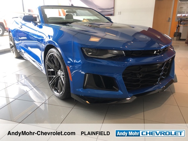 New 2018 chevrolet camaro zl1 2d convertible near indianapolis new 2018 chevrolet camaro zl1 fandeluxe Image collections