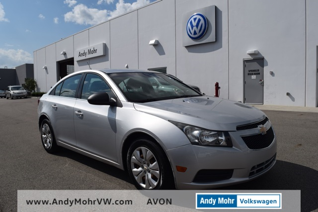 Good New 2012 Chevrolet Cruze LS