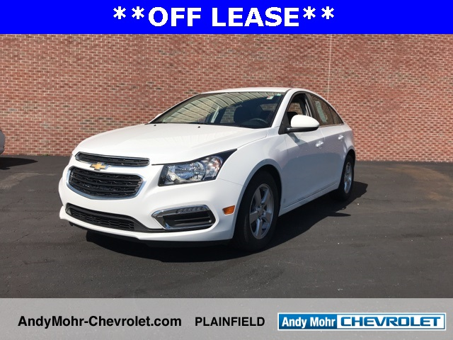 2016 chevrolet cruze limited 1lt for sale indianapolis in andy pre owned 2016 chevrolet cruze limited 1lt fandeluxe Images