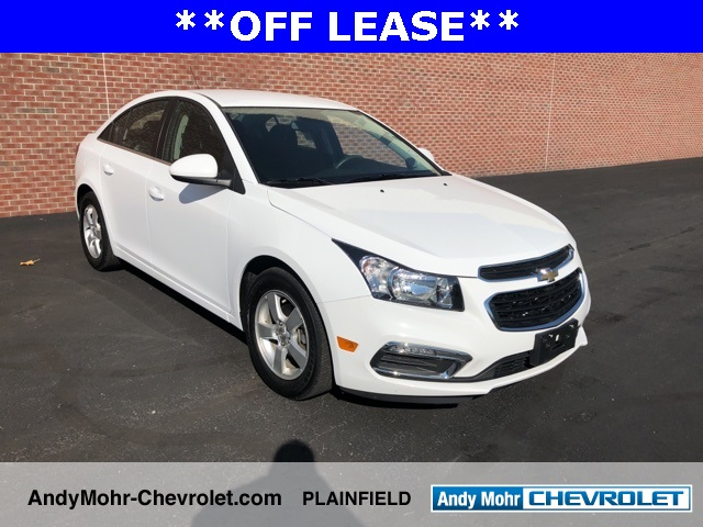 2016 chevrolet cruze limited 1lt for sale indianapolis in andy pre owned 2016 chevrolet cruze limited 1lt fandeluxe Gallery