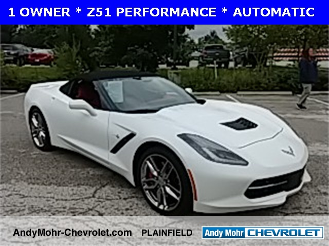2016 chevrolet corvette stingray z51 for sale indianapolis in andy pre owned 2016 chevrolet corvette stingray z51 fandeluxe Images