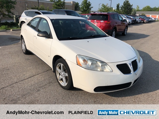Used 2007 pontiac g6 base 4d sedan near indianapolis t81441a andy pre owned 2007 pontiac g6 base fandeluxe Images