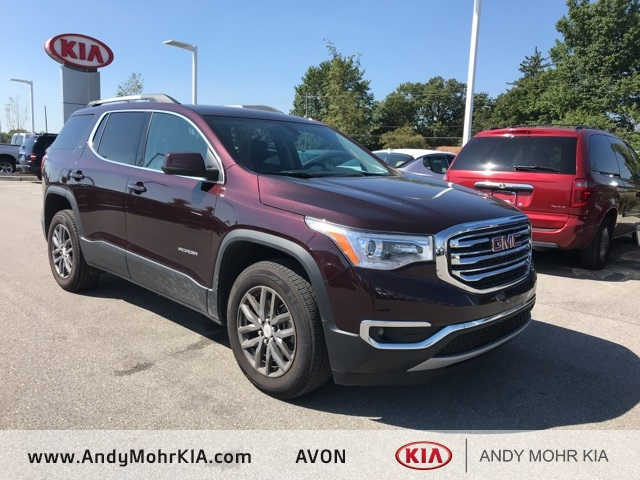 2017 Gmc Acadia Slt 1 For Sale Indianapolis In Kp1227 Andy Mohr