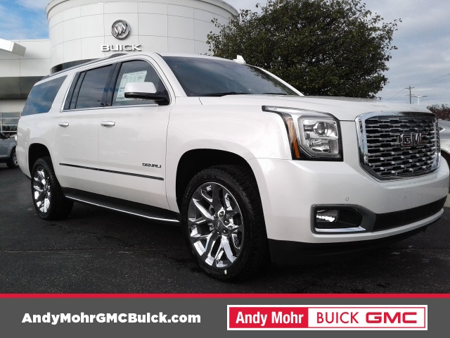Andy Mohr Gmc >> 2019 GMC Yukon XL Denali for Sale Indianapolis IN #G9234 | Andy Mohr