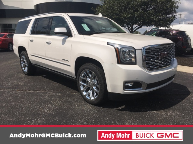 2018 Gmc Yukon Xl Denali For Sale Indianapolis In G81071 Andy Mohr
