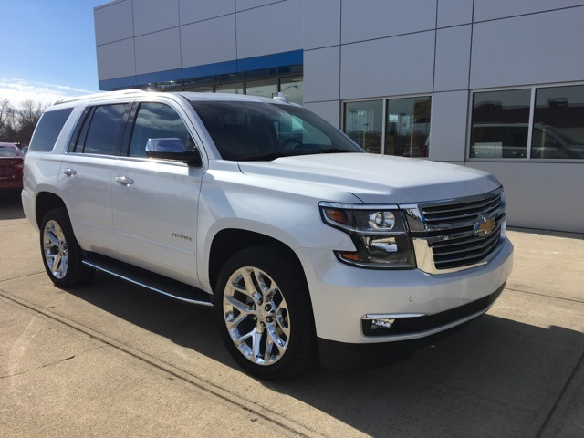 Used Car Dealers Near Me >> New 2017 Chevrolet Tahoe Premier 4D Sport Utility near Indianapolis #T7035 | Andy Mohr