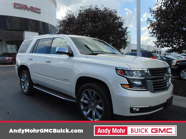 2015 chevrolet tahoe ltz for sale indianapolis in andy mohr automotive pre owned 2015 chevrolet tahoe ltz fandeluxe Image collections