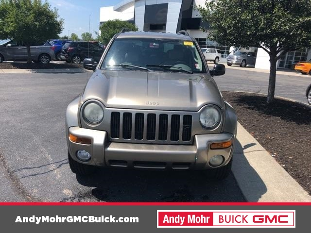 Pre Owned 2003 Jeep Liberty Limited
