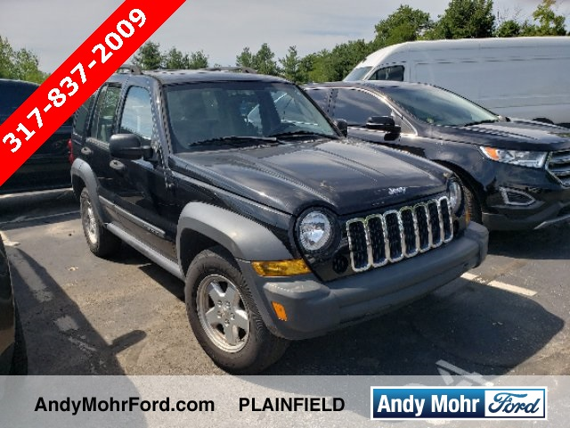 Pre Owned 2006 Jeep Liberty Sport