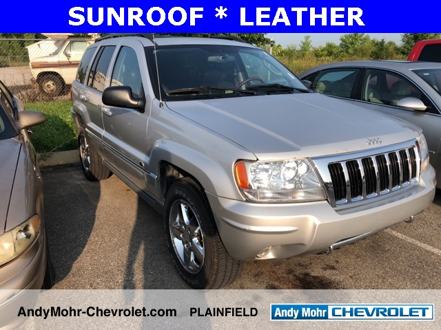 Pre Owned 2004 Jeep Grand Cherokee Overland