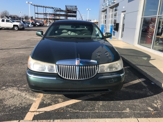 1998 Lincoln Town Car Signature For Sale Indianapolis In Cp2559a