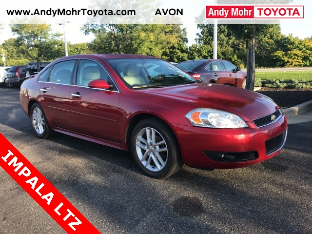 2013 chevrolet impala ltz for sale indianapolis in andy mohr pre owned 2013 chevrolet impala ltz fandeluxe Gallery