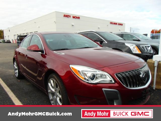 2017 Buick Regal Gs For Sale Indianapolis In Pv5664 Andy Mohr