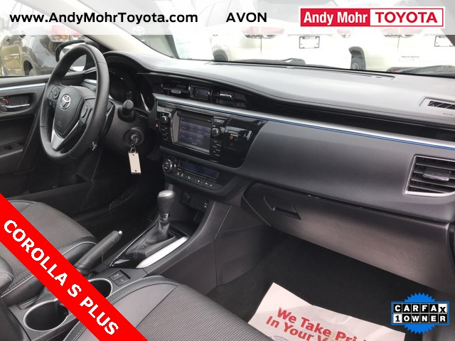 Certified used 2015 toyota corolla s plus 4d sedan near indianapolis certified used 2015 toyota corolla s plus 4d sedan near indianapolis tp4164 andy mohr fandeluxe Image collections