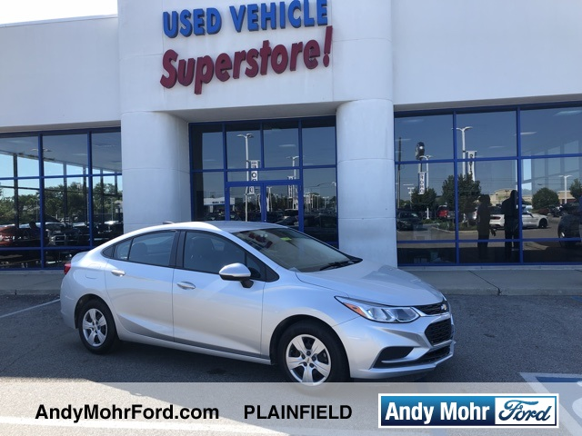 2017 chevrolet cruze ls for sale indianapolis in andy mohr automotive pre owned 2017 chevrolet cruze ls fandeluxe Gallery