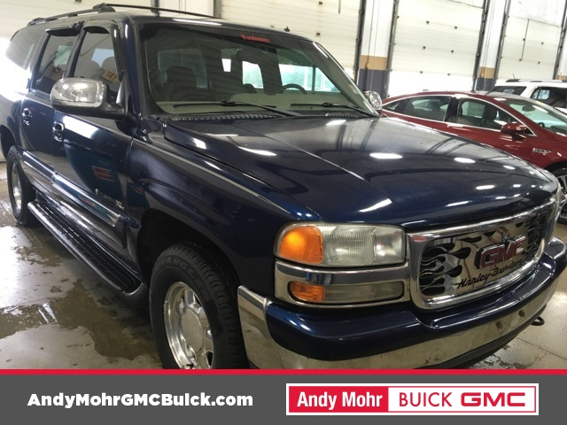 Used 2002 gmc yukon xl slt 1500 4d sport utility near indianapolis pre owned 2002 gmc yukon xl slt 1500 fandeluxe Images