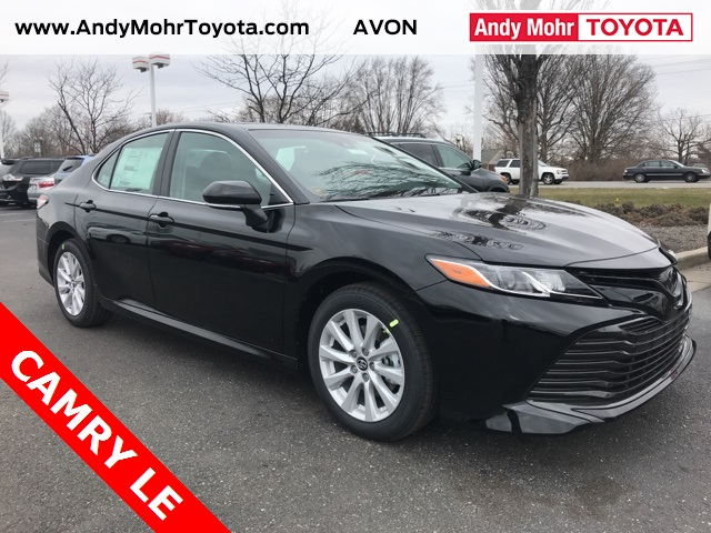 New 2018 toyota camry le 4d sedan near indianapolis c18337 andy mohr new 2018 toyota camry le fandeluxe Choice Image