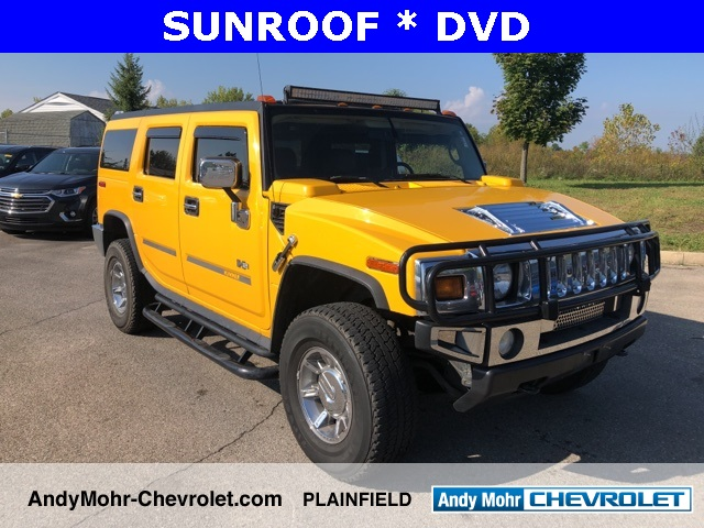 2004 Hummer H2 Base For Sale Indianapolis In Andy Mohr Automotive