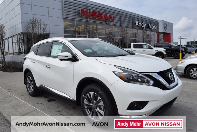 2018 nissan murano sl for sale indianapolis in t18249 andy mohr. Black Bedroom Furniture Sets. Home Design Ideas