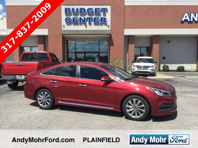 2015 hyundai sonata sport for sale indianapolis in andy mohr pre owned 2015 hyundai sonata sport fandeluxe Image collections
