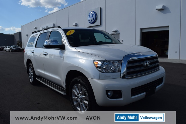 2016 Toyota Sequoia Platinum For Sale Indianapolis In Andy Mohr Automotive