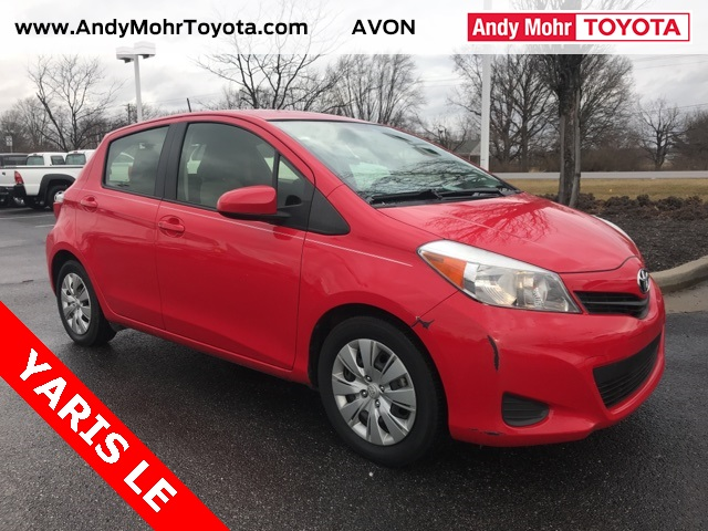 Used 2014 toyota yaris le 5d hatchback near indianapolis tp4103 pre owned 2014 toyota yaris le fandeluxe Image collections