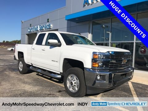 New 2016 Chevrolet Silverado 2500HD LT