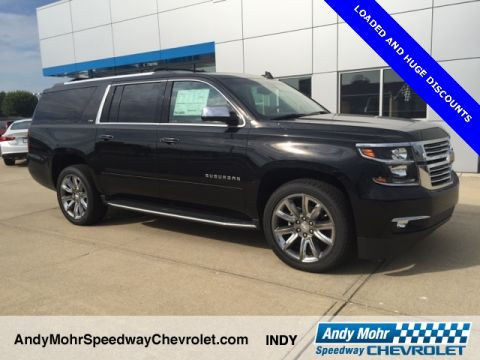 Chevrolet models for sale indiana andy mohr automotive - 2016 chevrolet suburban ltz interior ...