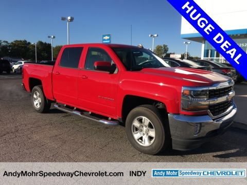 New 2016 Chevrolet Silverado 1500 LT